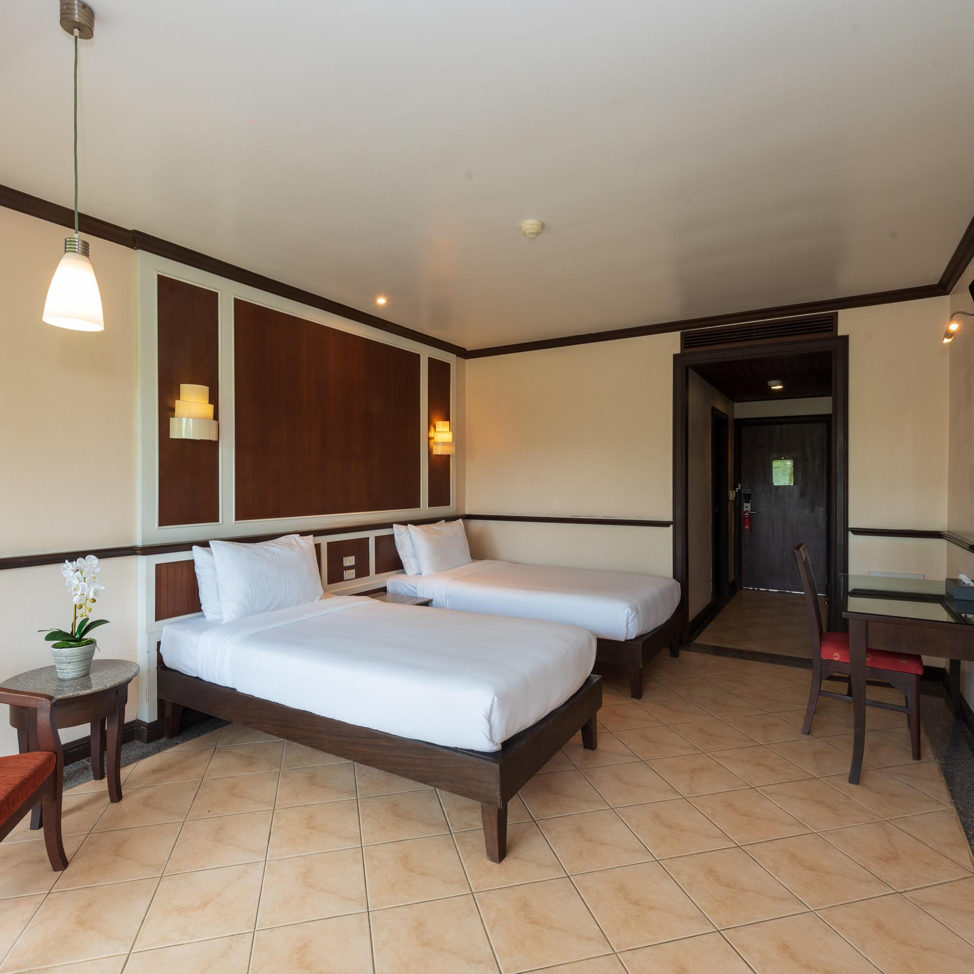 Deluxe Room | Pattaya Beach Hotel - Pinnacle Grand Jomtien