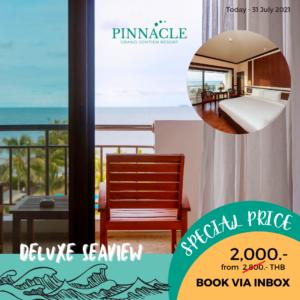 Pinnacle Seaview Promotion